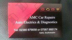 AMC Car Repairs, Auto Electrics & Diagnostics